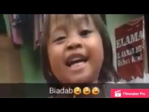Anak Kecil Ini Disuruh Pulang Malah Bilang Nge*tot