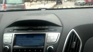 Тест Драйв ix35 Hyndai Измаил Автотрейдинг