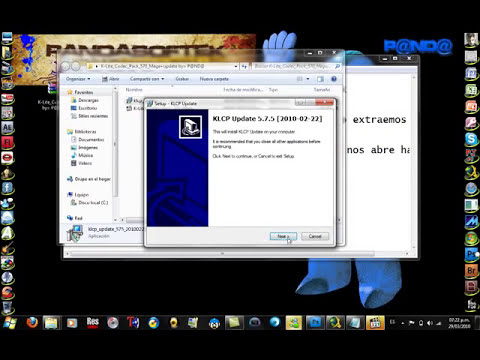 k-lite codec pack+ update tutorial como instalar :D