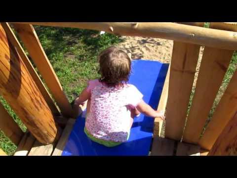Детские площадки ютуб своими руками 13
