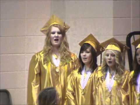 Katie Potter - PCM High School Graduation 2012