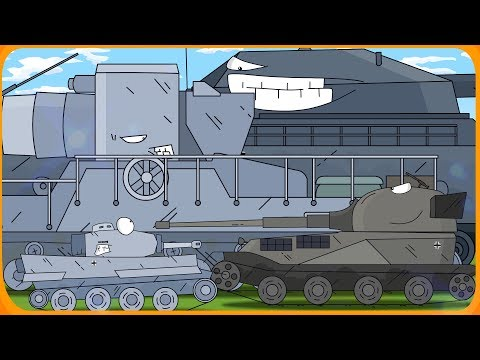 Топ 3 Мультики про танки