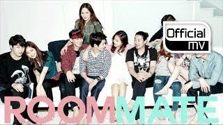 [MV] Lim Kim (김예림) (twogeworl), Eddy Kim(에디킴) _ Roommate(룸메이트) (Roommate OST Pt.1)