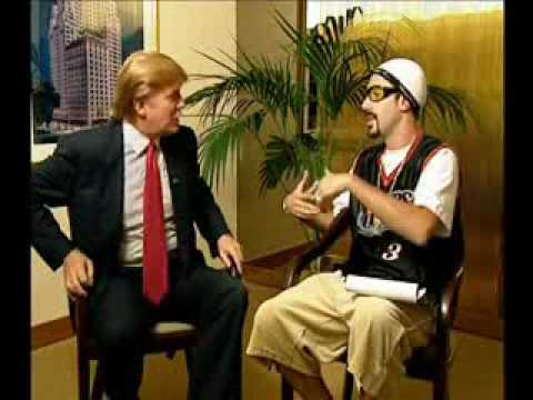 Ali-G...Interviews About Making Bussines