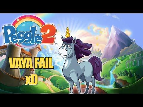 PEGGLE 2 - Vaya Fail xD - Español