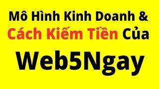 Khám Phá Mô Hình Kinh Doanh Và Cách Kiếm Tiền Của Web5Ngay