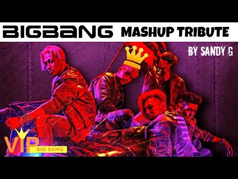 BIGBANG MASHUP TRIBUTE   Blue, Bang Bang Bang, Zutter, Baby Goodnight, Sober And More...