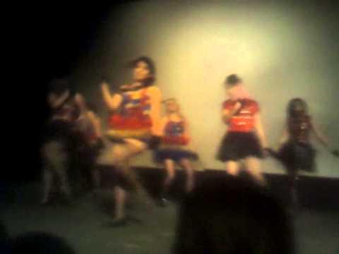 Las Chicas T-ara  And Sexi Love Hanguk Festival Santiago Chile. video