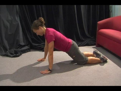 Homeworkout - Lady Pushups