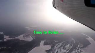 Beta 1400 Action from the Sky