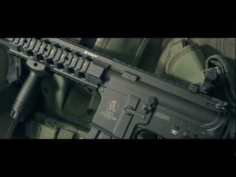 Shorty USA - ECHO 1 TROY MRF-C AEG Airsoft Rifle