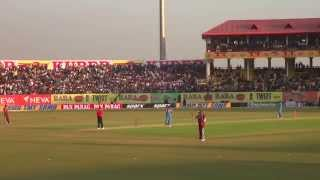INDIA V WEST INDIES ODI MATCH 17/10/2014 MAH05833