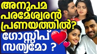 Anupama Parameshwaran in love? Are the gossips true?