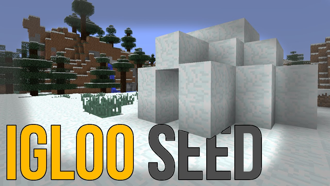 picture How to Use Seeds in Minecraft PE