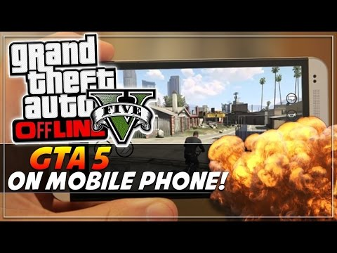 GTA V  on ANDROID 2017 Download Full Game Working (Apk+Data) 100% Full Game