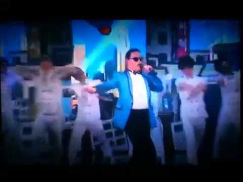 Psy- Open Gangman Style video