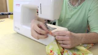 9 Minute Cloth Napkins Tutorial