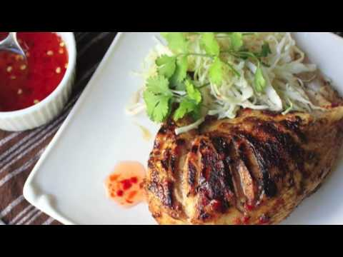 Five Spice Chicken Recipe - Grilled 5-Spice Chicken Recipe Video