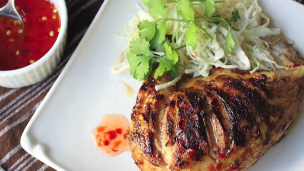 Food Wishes Recipes - Five Spice Chicken Recipe - Grilled ...