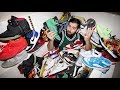 MY ENTIRE $150,000 SNEAKER COLLECTION!! *BEST ON YOUTUBE* thumbnail