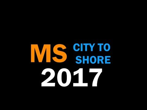 MS City To Shore 2017