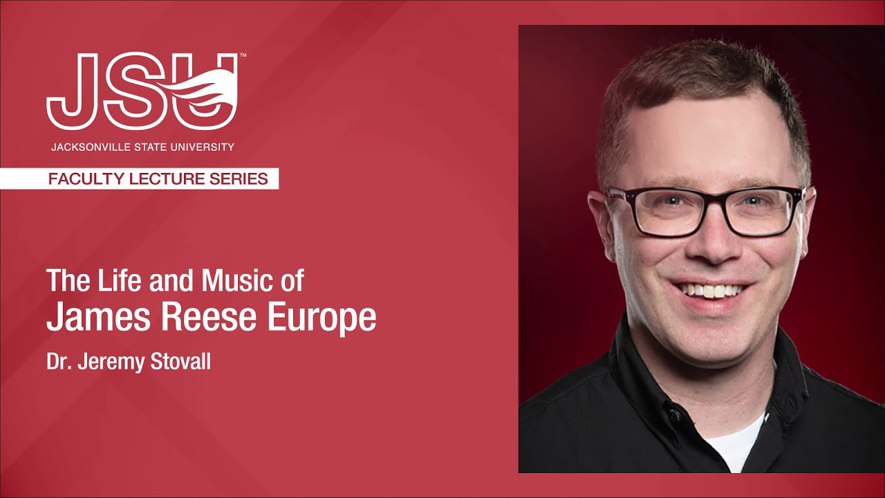 The Life and Music of James Reese Europe
