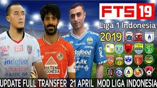download game dream league soccer 2019 mod liga 1