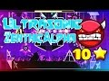 Youtube Thumbnail Ultrasonic 100% by ZenthicAlpha & more [Geometry Dash]
