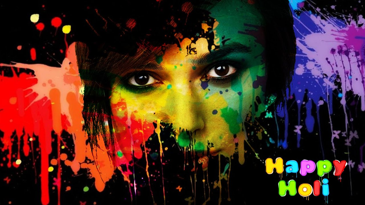 Color Splatter Photoshop Color Splash | Photoshop