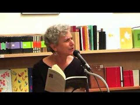 Ellen Bass Reads Bone of My Bone and Flesh of My Flesh