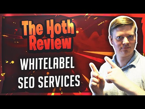 The Hoth Review 2018 - Whitelabel SEO Services