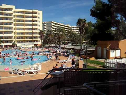 Aparthotel Club Bellevue in Puerto Alcudia
