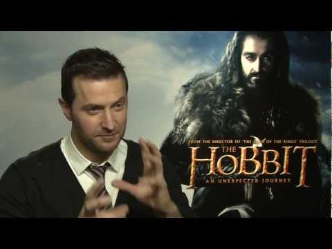 Bin Weevils interviews Thorin from the movie The Hobbit: An Unexpected Journey