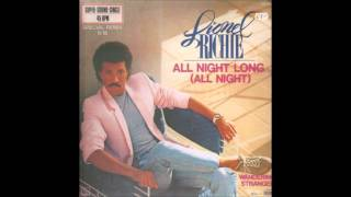 Lionel Richie - All Night Long (12