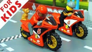 LEGO Motorbike