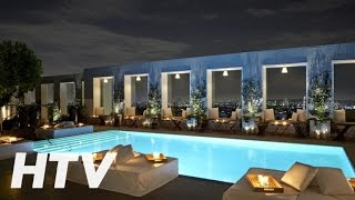 Hotel Mondrian Los Angeles in West Hollywood