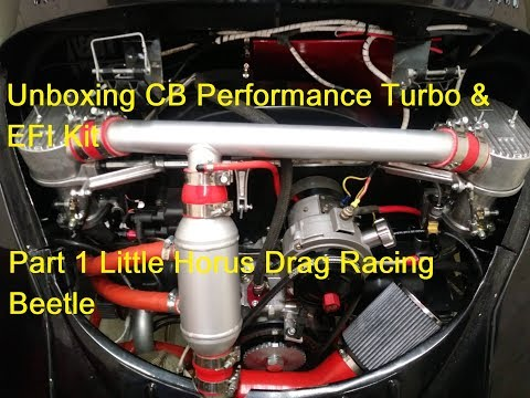 Unboxing of CB Performance Fuel Injection Turbo KIt & Review