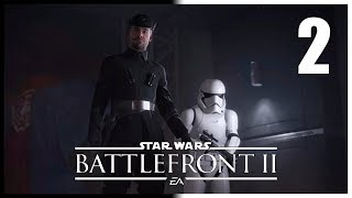 Star Wars Battlefront 2 DLC Resurreción - Parte 2 Español - Walkthrough / Let