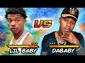 Lil Baby Vs DaBaby | Versus | Before They Were Famous