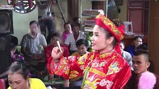 Đông Thầy Lê Thị Lệ Thanh Hóa Loan Gía Tại Mẫu Hàn Sơn P1