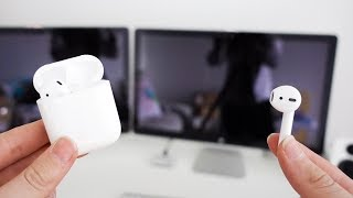 ARE APPLE AIRPODS WORTH IT!?
