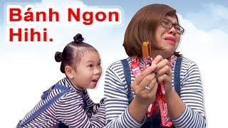 Trò Chơi Ăn Bánh Vòng Tròn ❤ Susi kids TV ❤