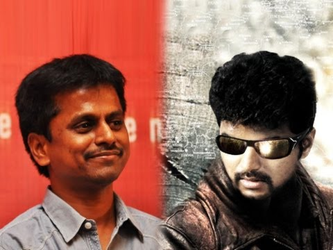 Thuppaki Stopped. Murugadoss' on his next