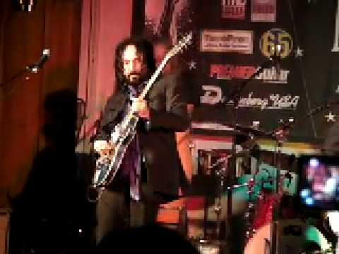 Duesenberg Mike Campbell Guitar played by Mike Campbell
