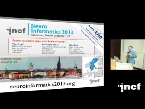 Sean Hill - Global collaborative neuroscience: Building the brain from big data