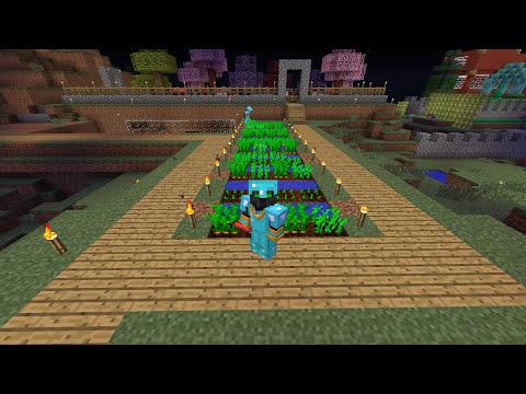 EL GRAN HUERTO KARMALIENSE - KARMALAND - Episodio 55 - Minecraft serie de mods