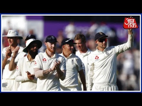 England Beat India In Fourth Test At Southampton; Clinch Series