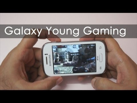 ... samsung galaxy young duos budget android phone galaxy young unboxing