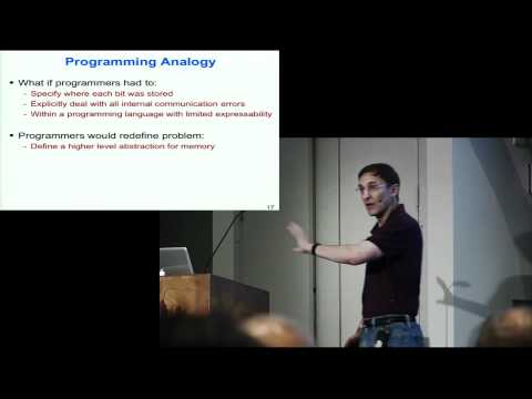 The Future of Networking, and the Past of Protocols - Scott Shenker