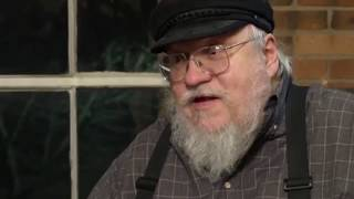 George R.R Martin Teases  Winds Of Winter Huge Plot Twists | GRRM Interview